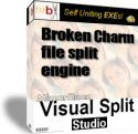 Visual Split Studio screen shot